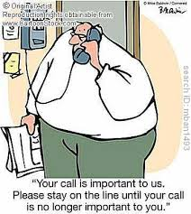 customer calls